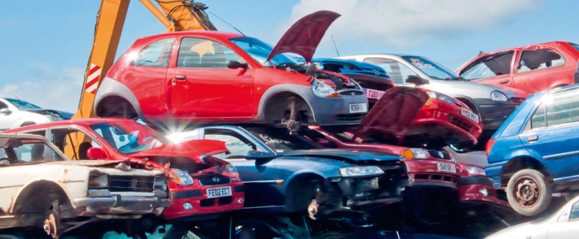 Transformation of mammoth proportions: Auto Scrap policy on the anvil