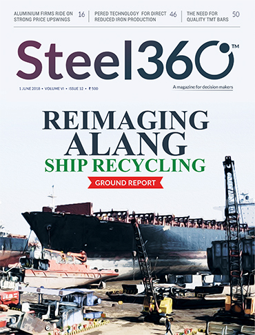 REIMAGING ALANG SHIP RECYCLING